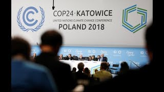US, China tension take center stage at UN climate talks