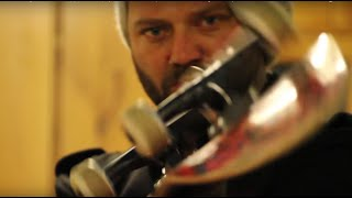 Bam Margera: Evesdroppers - Empty Vessel Video (New Skate footage 2016)