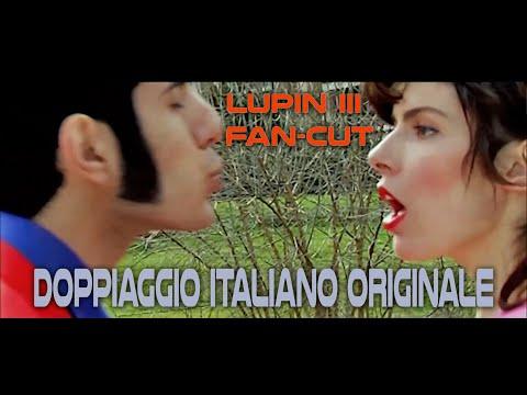 Lupin III Fan Movie - Fan's cut (ri-doppiaggio) [eng sub]