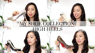 Designer High Heels Collection ft. Christian Louboutin, Gucci, Valentino & More!, designer heels