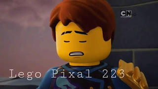 Lego Ninjago Jay Tribute Thunder-Imagine Dragons
