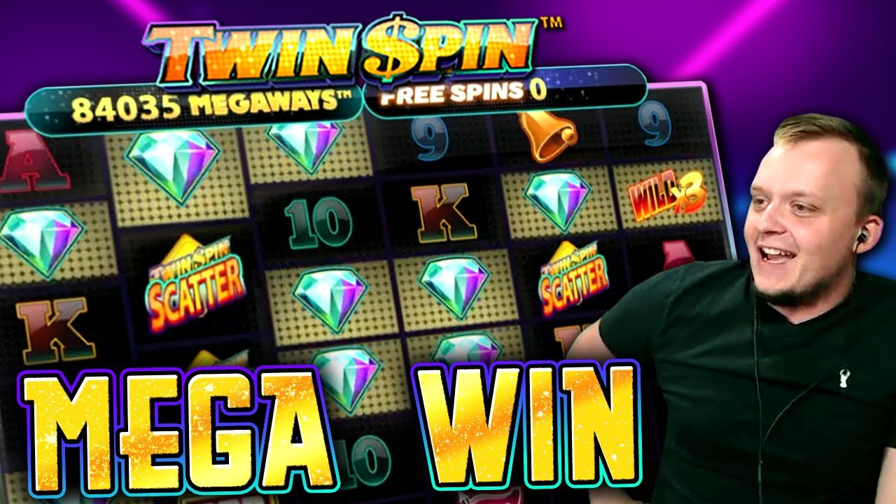 MEGA Big Win on Twin Spin Megaways (out of nowhere!!)