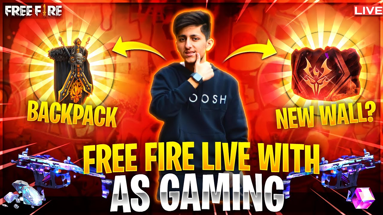 Free Fire Live From Gaming House New Event Dj Alok Vs Wukong - Garena Free Fire