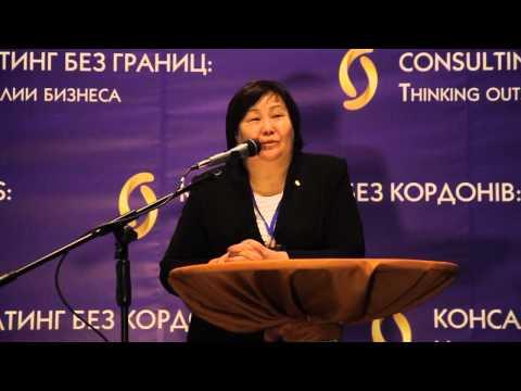 Gulsum Akhtamberdieva about New business reality in Kazakhstan