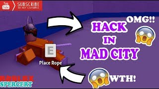 (NEW) HACK IN MAD CITY ROBLOX 2019 (WORKING) AND MORE!