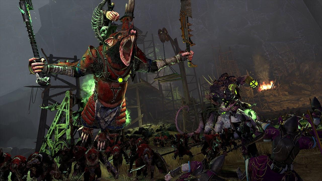 Total War Warhammer 2 Wallpaper: Vermintide (Total War: Warhammer 2 Soundtrack)
