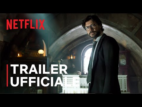 La Casa Di Carta - Parte 4 | Trailer Ufficiale | Netflix