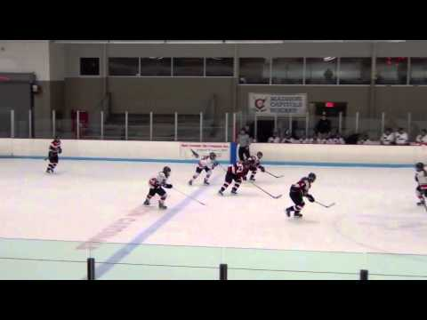 02-14-14 Fury vs Thunder Bay Queens