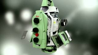 GEO-TEH.RU -Тахеометр Leica Nova MS50 MultiStation. Обзор