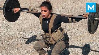 Super Woman Workouts - Heba Ali | Muscle Madness