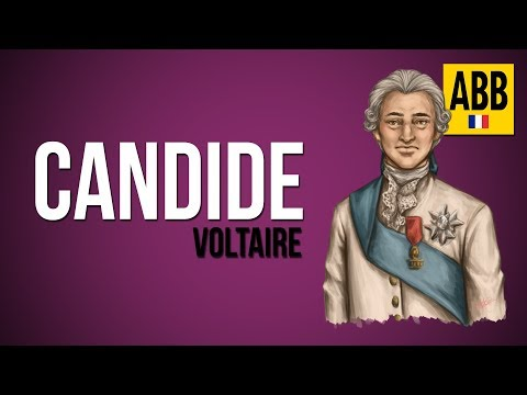 CANDIDE: Voltaire - Livre Audio COMPLET (en Francais)