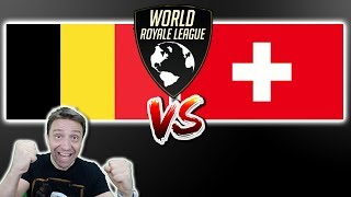 BELGIEN gg SCHWEIZ - BELGIUM vs SWITZERLAND - Clash Royale Deutsch