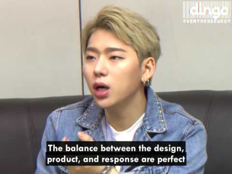 [ENG SUB] Dingo Music Interview with Zico