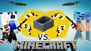 מיינקראפט- Lucky Block Challenge- זוגות: לכבוש את המיינקארט