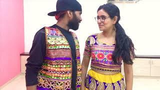 Chogada - Loveyatri  | Garba/Dance choreography by Avinash singh