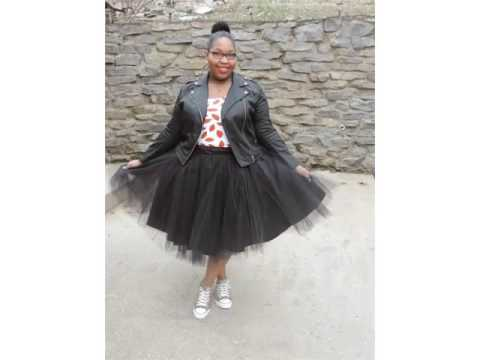 Tulle Skirts Plus Size