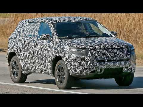 WATCH THIS !!! 2018 Jeep C Segment CUV