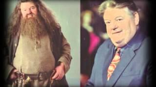 Герои фильма ,,Гарри Поттер,, в фильме и в реа....