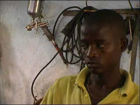 Karanga Technical Training Centre KTTC - An Insight (Tanzania 2002)