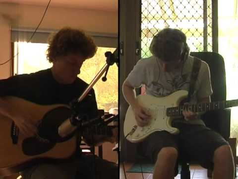 Angus and Julia Stone - Yellow Brick Road (cover)