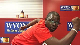 Watch The WVON Morning Show!  Today we'll talk jobs v. bullets! thumbnail