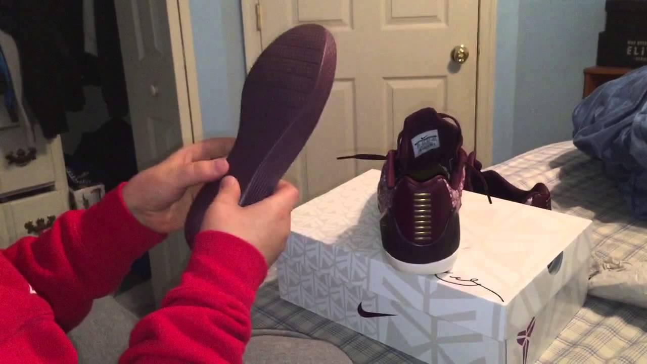 b323109b447 Nike Kobe 9
