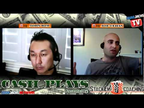 Cash Plays Ep5 with John Kim & Joe Tehan feat Nick DiVella & David Tannenholz | Poker Strategy Radio