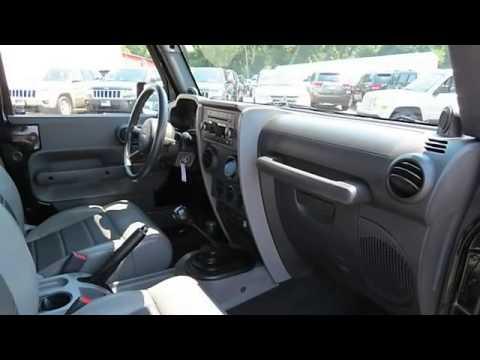 2009 Jeep Wrangler   Executive Jeep Nissan   North Haven, CT 06473