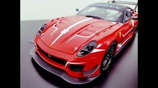 Hot wheels elite ferrari 599xx evo review