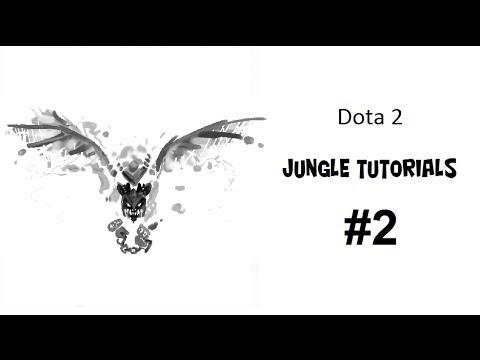 видео: (dota 2) Лесной тутор на visage