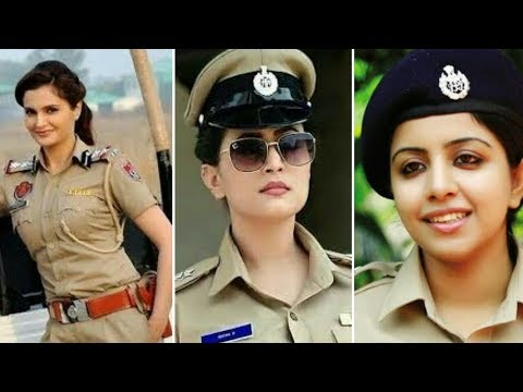 BEAUTY WITH BRAIN ▶ भारत की सबसे सुंदर IAS-IPS OFFICERS | BEAUTIFUL LADY IAS | YOUNGEST OFFICER