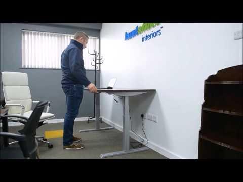 Sit-Stand Desks at HuntOffice