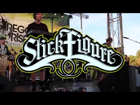 """Stick Figure - """"Fire On The Horizen"""" @ Reggae Rise Up 2016 (Live)"""