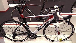 2016 Massi Arrow Ultegra Road Bike - Walkaround - 2015 Eurobike
