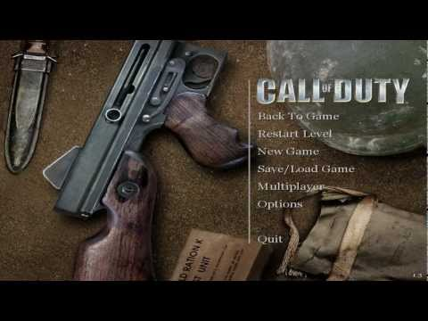 Call of Duty, Episode 1: St. Mere Eglise (night)