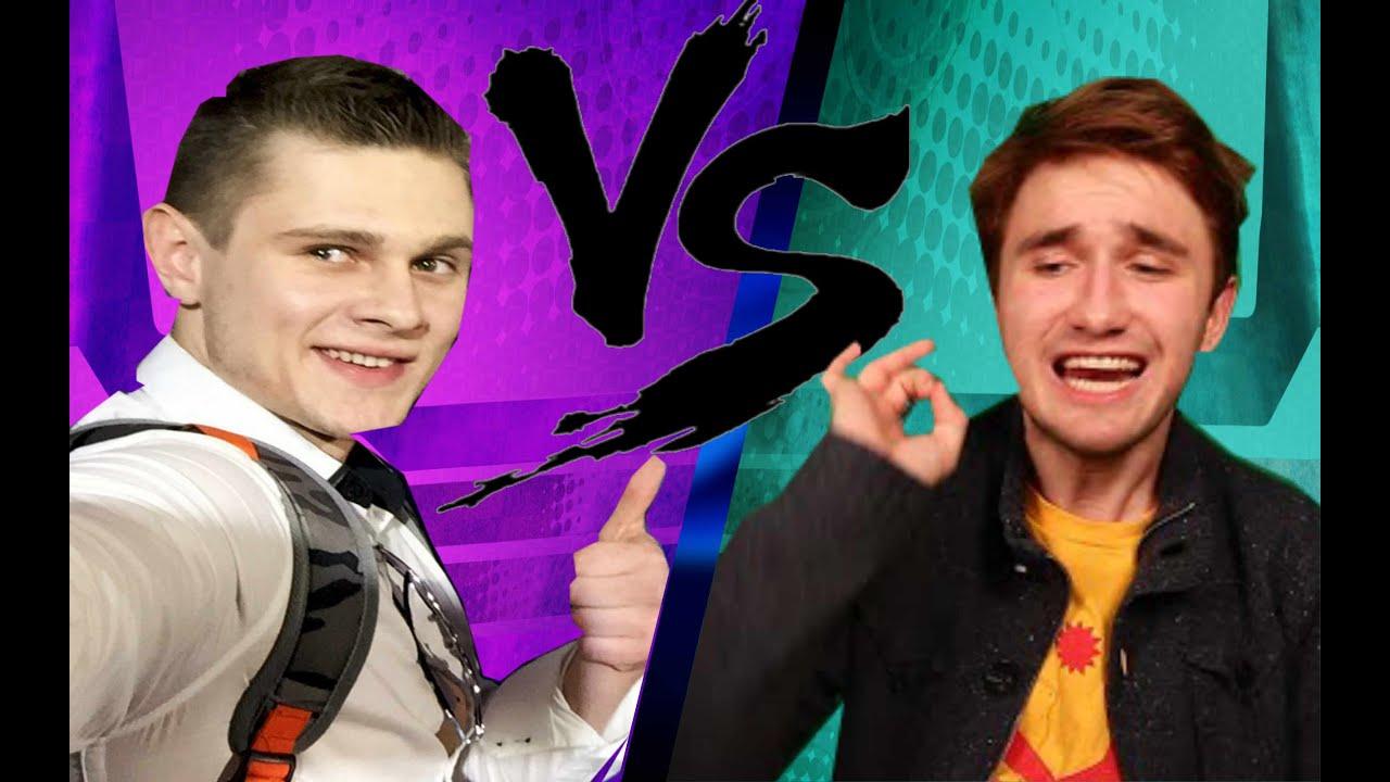 Фрост vs Лололошка 2 Эпичная Рэп Битва в Майнкрафте