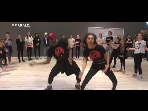 DOKS FEMME d'Afrique Choreo ARON Norbert & Charmaine Promes