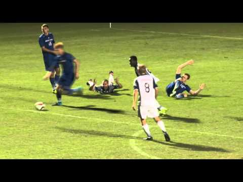 Longwood University Men's Soccer vs Presbyterian College 10/12/15
