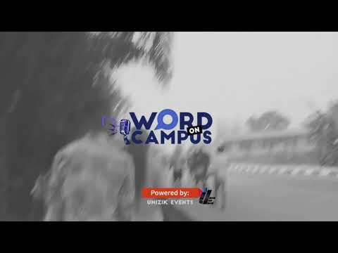 Word On Campus By Iknowbakerr (Full Episode One)