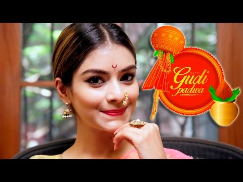 Gudi Padwa Look | Traditional Look | Festival Look | Makeup Videos | Indian Tradition | Foxy