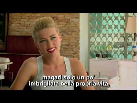 The Rum Diary Intervista Italia Amber Heard