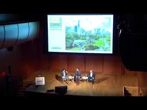 In Conversation: Combatting Displacement