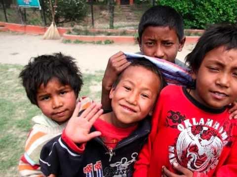 CHILD Street to School Nepal / Street Children Kathmandu