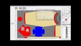Erstellung 3D Flugzeugmodell - (Teil 3: die Textur)