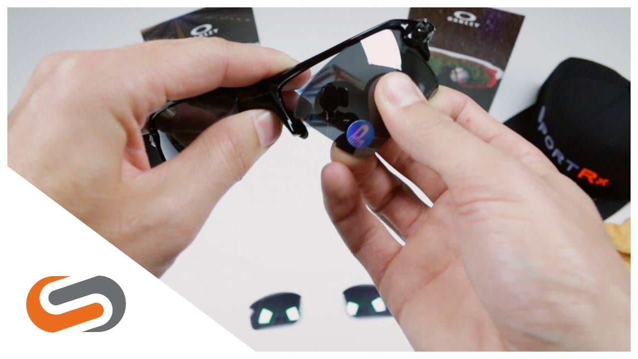 55661b8b2c14 How to Change the Oakley Flak 2.0   Flak 2.0 XL lenses - YouTube