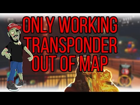 Zombies in Spaceland: ONLY Working Transponder Out Of Map After Patch 1.12 - Cod Infinite Warfare!?