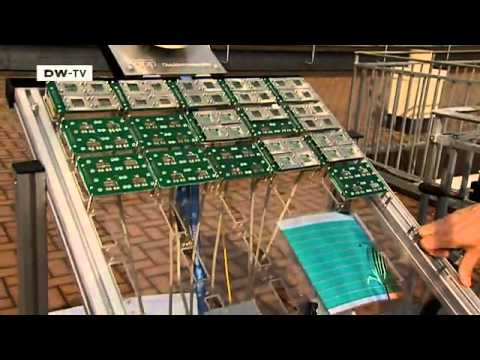 Thin and inexpensive: Organic Solar Cells | Tomorrow Today