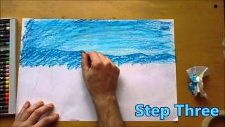 """How to Draw a Landscape of the Savanna"""