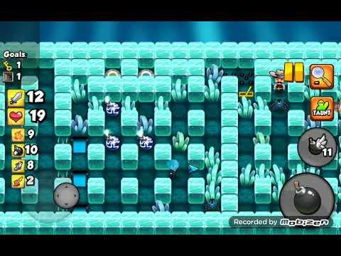 Bomber friends - world 6 , level 192 .