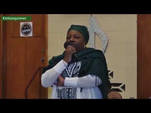 Canada_Message de Maman Solange Kisolokele, dimanche 05/03/ 2017
